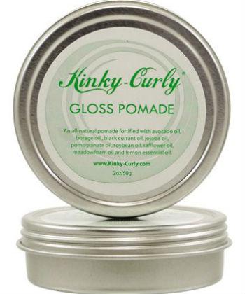 Kinky Curly Gloss Pomade