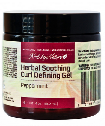 herbal soothing curl defining gel