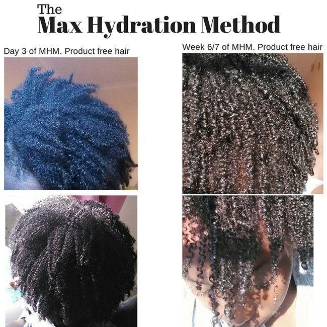 But Do Max Hydration Amp Cg Method Work For 4c Hair