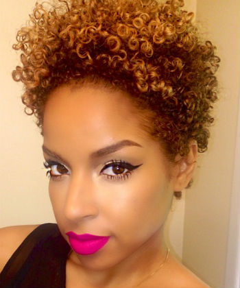 short urban hairstyles : Short Tapered Twa Hair Short Hairstyle 2013