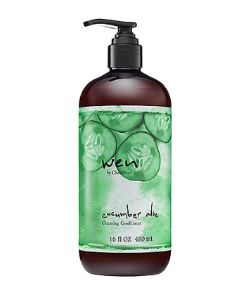 cucumber cleansing conditioner by wen