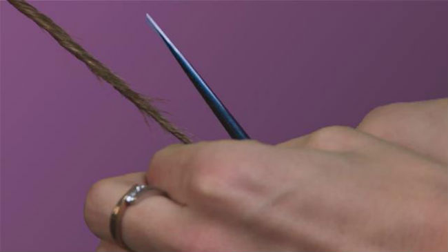 how to know if you have split ends