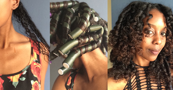Awesome The Flexi Rod Set That Lasts All Week Hairstyles For Men Maxibearus