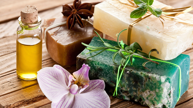 DIY Shampoo Bars for Gentle Cleansing