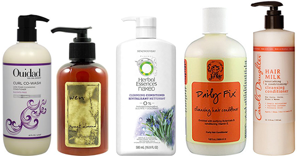 Best Cleansing Conditioner Naturally Curly
