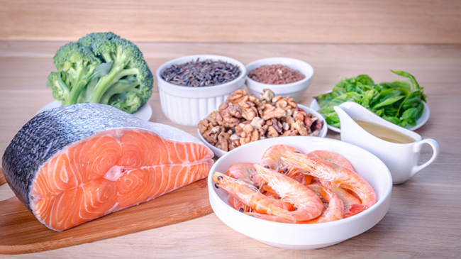 healthy omega 3 diet