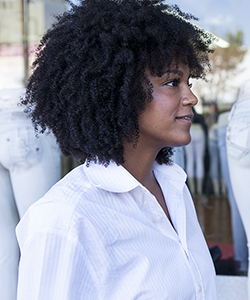 A Wash and Go Tutorial Like You've Never Seen Before
