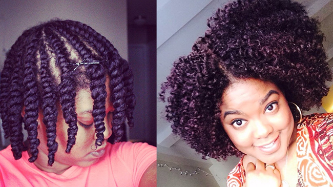 Seven hair styles to stretch your curls!