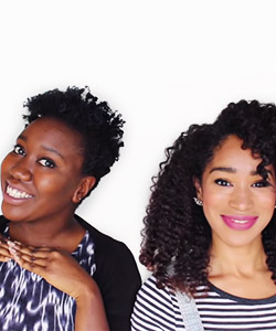 How to Revive Your 4-Day Old Hair - On 2 Curl Patterns