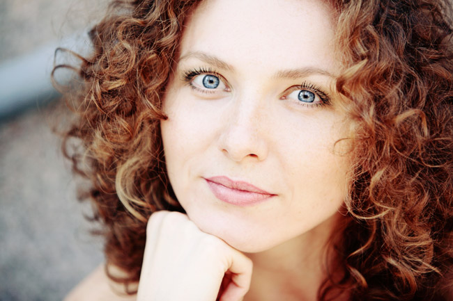 Sensational Curly Hair For Fat Face Best Hairstyles 2017 Hairstyles For Women Draintrainus
