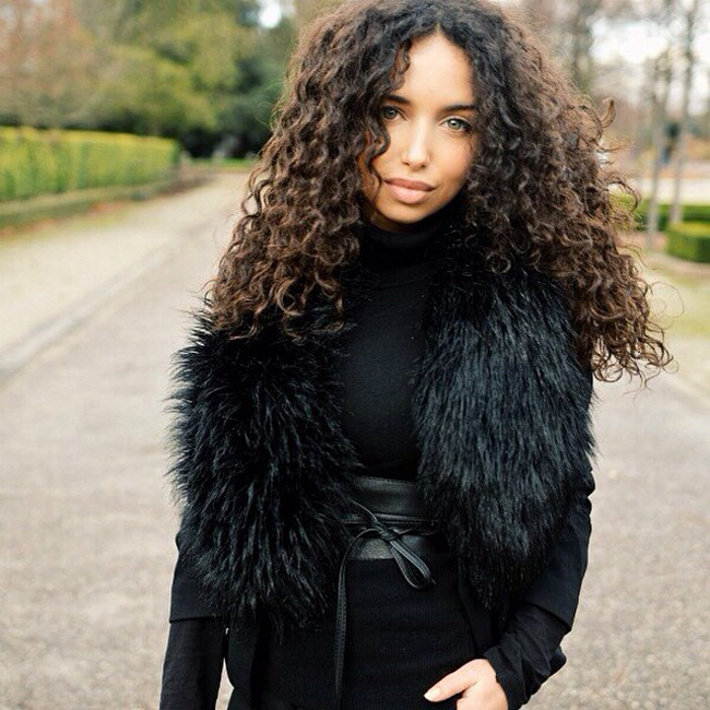 Hottest Curly Hair Colors of 2015