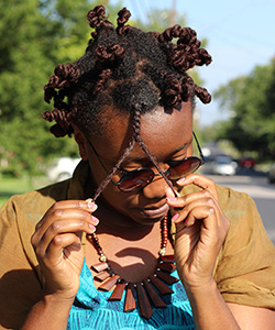 Why Your Bantu Knot Out Isn't Flawless