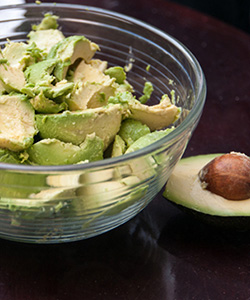 Avocado: A Luscious Hair Care Treatment