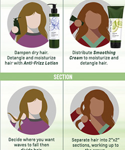 4 Ways to Curl Your Hair Overnight