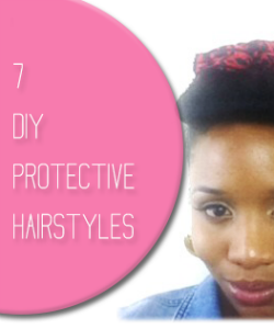 7 Protective Styles For Natural Hair (That Don't Require Extensions)