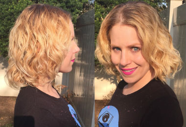 We Learned This Wavy Blogger's Secret To #HairGoals Status