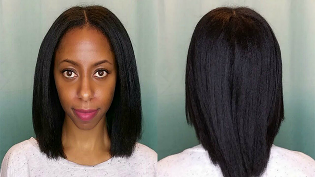 Ways to Straighten amp; Curl Natural Hair