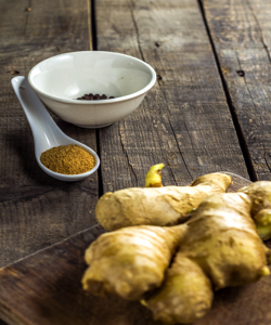 3 Simple Ginger Recipes for Hair Growth