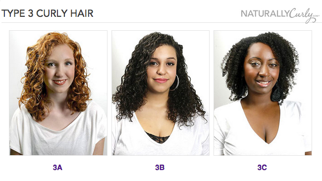 Astonishing Curly Hair Guide What39S Your Curl Pattern Hairstyle Inspiration Daily Dogsangcom