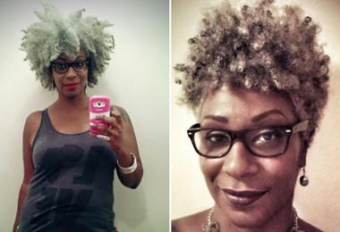 How To Make Gray Hair Shiny Naturally