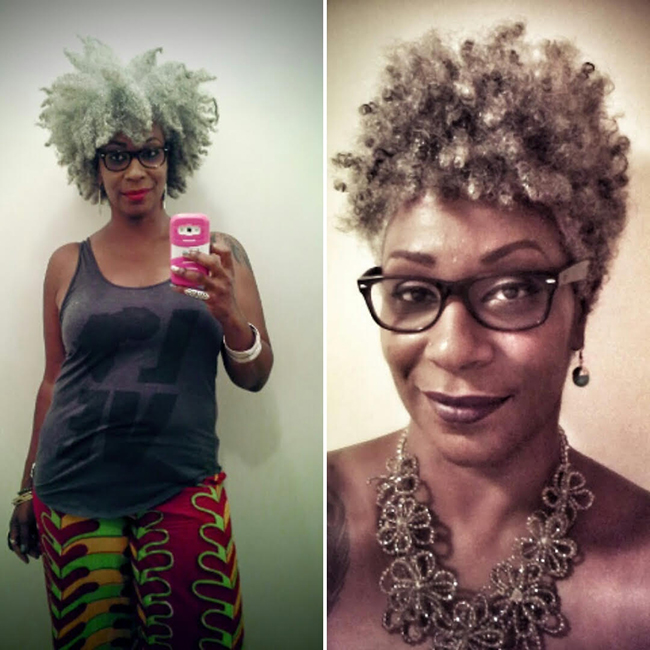 African American Salt And Pepper Hairstyles: My Tips For Beautiful Natural Gray Hair