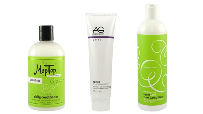 Cone Free Conditioners For Natural Hair