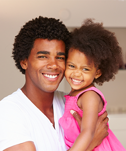 A Father's Guide to Your Daughter's Curly Hair Care