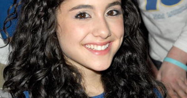 Is Ariana Grandes Natural Hair Curly | hairstylegalleries.com