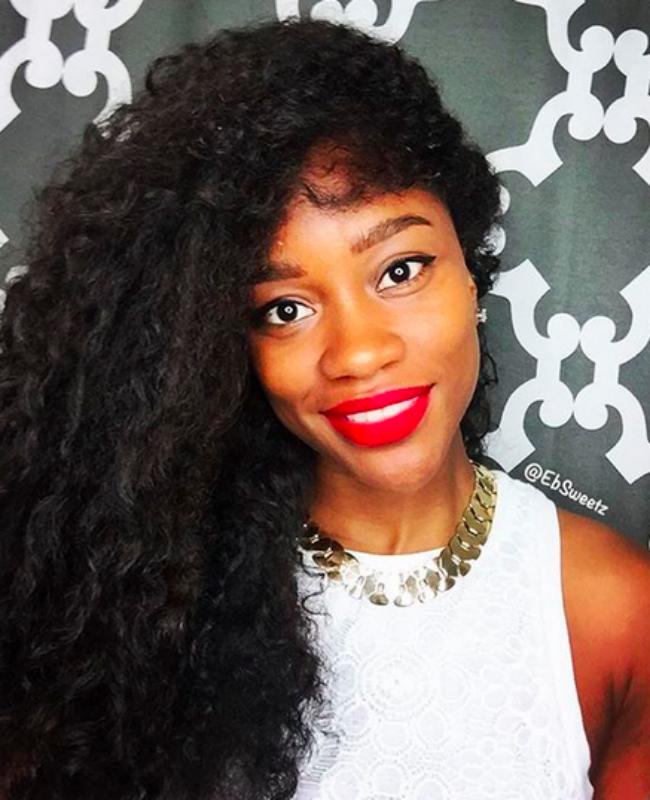 Hair Crush Of The Week Ebony S Curly Tv