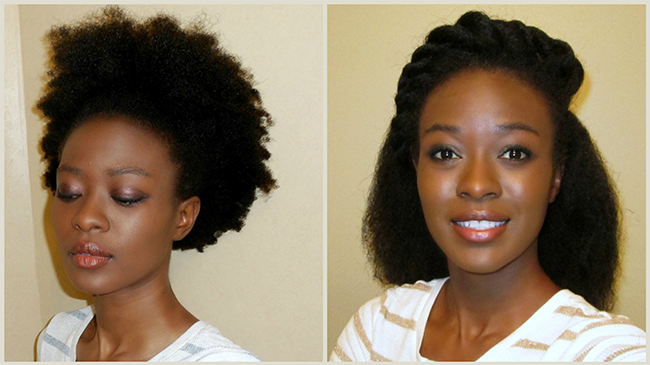 How To Properly Moisturize African American Natural Hair