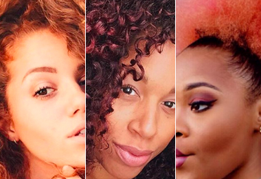 How to Win Red Curly Hair This Fall