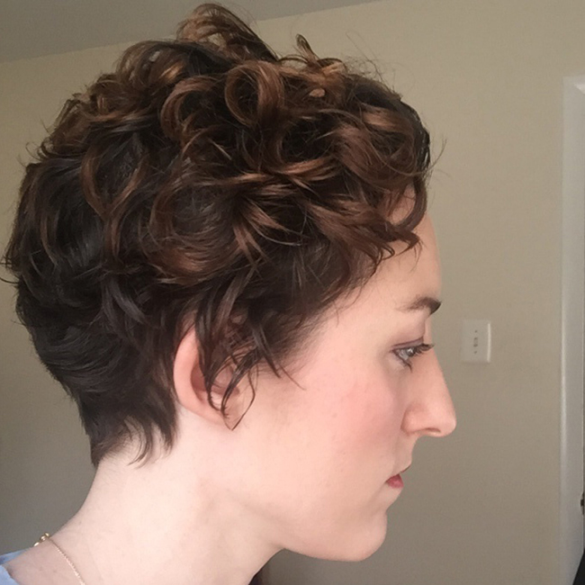 How To Make Really Curly Hair Wavy Naturally