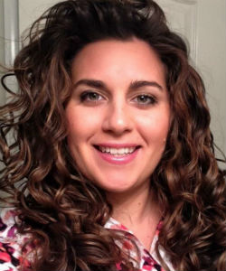 """What I Use To Avoid The """"Wet Gelled Down"""" Look On My Wavy-Curly Hair"""