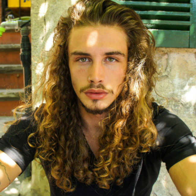 How To Make Your Hair Curly Naturally For Men Hairs Picture