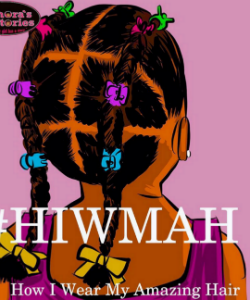 We Created A Series Of Children's Books For Little Black Girls