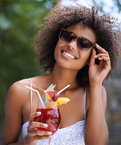 This is What Alcohol's Doing to Your Hair (and Skin)