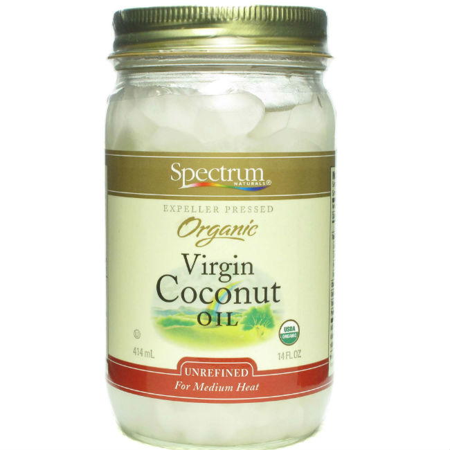 Is refined coconut oil good for hair