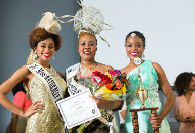 Want to Win This Beauty Pageant? Be An Entrepreneur With Natural Hair