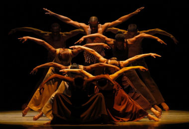 Naturals Who Made History: Alvin Ailey