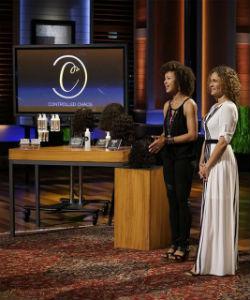 Shark Tank Has Its First Curly Hair Entrepreneur