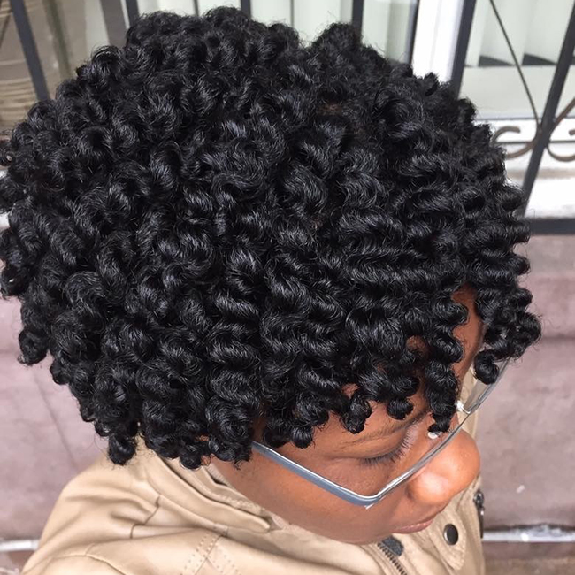 Natural hair regimen for 4b hair