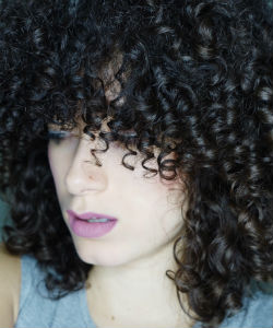 Frustrated With Your Hair? A Word of Advice from This Curl Crush