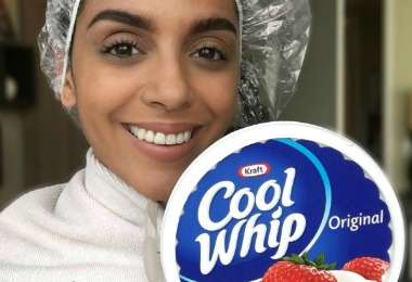 I Tried Using Cool Whip to Deep Condition, This is What Happened