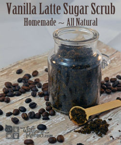 2 Winter Scalp & Body Scrubs Using Coffee Grounds
