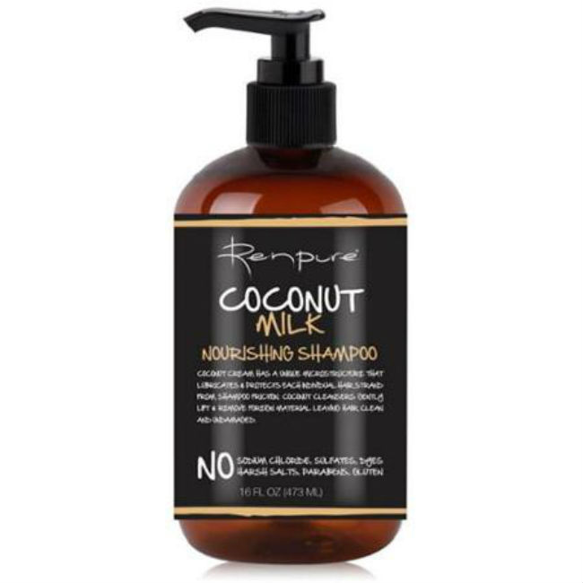5 Curly Hair Products That Contain Coconut Milk