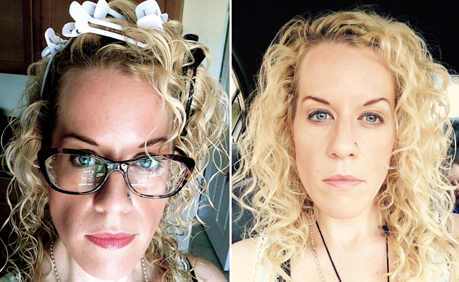how to give hair volume at roots