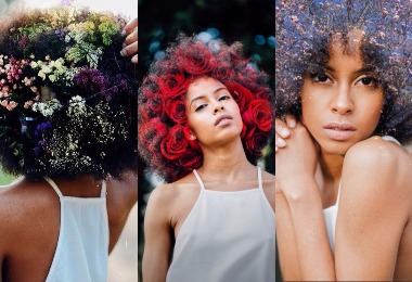 This Spring, We're Celebrating Afros