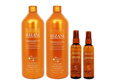 Stylist Reviews: Mizani Thermasmooth & Joico Smooth Cure