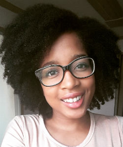 What It's Like Living In Korea With Type 4 Natural Hair