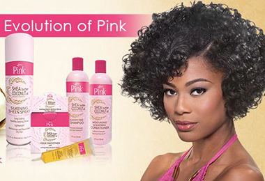 Win the Luster's Pink Prize Bundle Giveaway